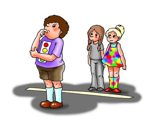 детская игра светофор