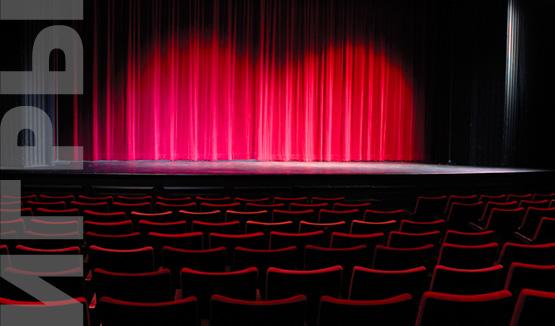 игра обучение В театре