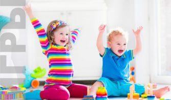 игра обучение Физкультура для малышей