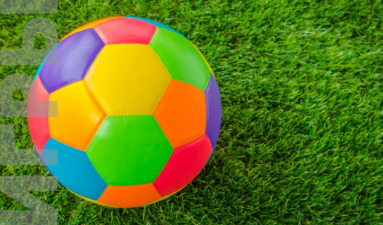 игра обучение Скачет мячик